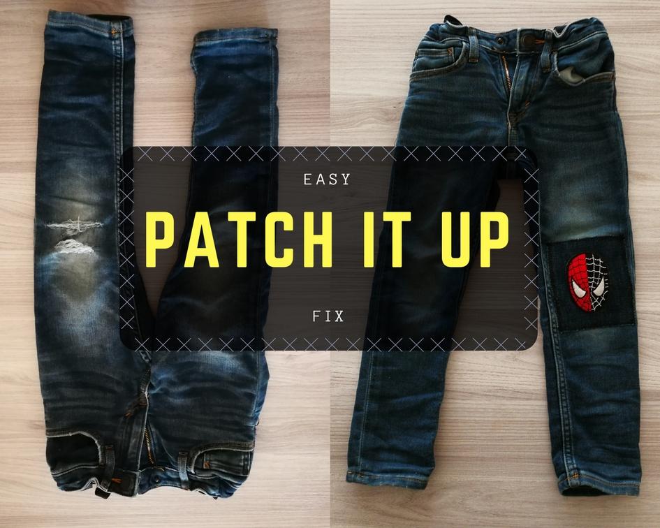 Patch it up (1)