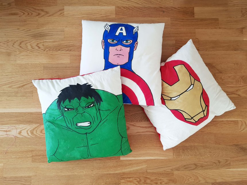 pillow super